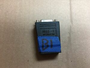 Snap On Tools Niss 2 Connector Data Link Mt2500 58