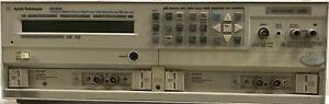 Agilent E5263a Semiconductor Analyzer