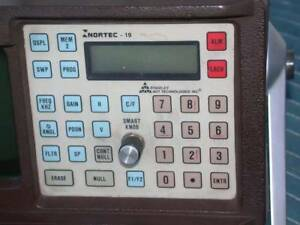 2 Staveley Ndt Nortec 19 Eddy Current Tool Tester With Power Supply Free S