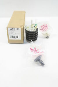 New Electroswitch 24204c Rotary Switch 120 240 600v ac 6 15 20a 2hp