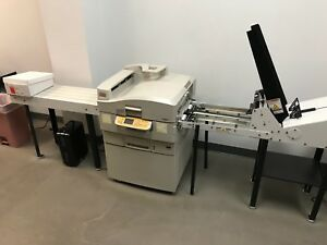 Oki Pro900dp Digital Envelope Printer With Feeder And Conveyor