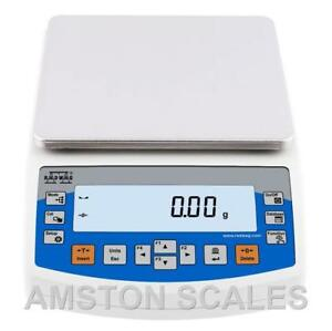 6000 X 0 01 Gram 10 Mg Digital Scale Balance Nist Compounding Lab Pharmacy Usb