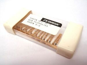 Omega Hpc ir s Thermocouple Contacts Push in Crimp style 19 Pieces