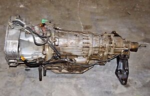 05 Subaru Outback Xt Transmission Assembly 5 Speed Automatic 2005