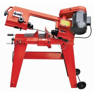 1 Hp 4 In X 6 In Horizontal vertical Metal Cutting Band Saw New No Tax 0 Fedx
