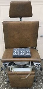 Belmont Medical Powered Exam Table W Ob gyn Foot Control Guarantee