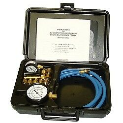 Sg Tool Aid 34580 Automatic Transmission And Engine Oil Pressure Tester With T