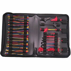 Reachs Electrical Total 70pcs Whole Set Multimeter Test Lead Kits Essential Hand