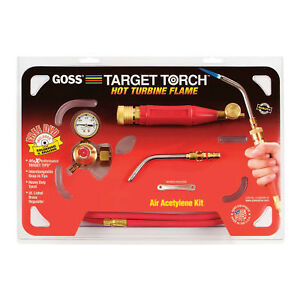 Target Air acetylene Torch Outfits 3 8 In Acetylene b Soldering Brazing