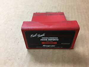 A Snap On Mt2500 2499 Asian Troubleshooter Thru 1999