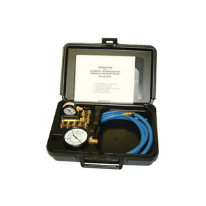 Sgs Tool Company 34580 Deluxe Pressure Tester For Automatic Transmission And