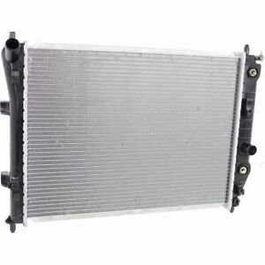 New Radiator Chevy Chevrolet Corvette Ssr 2003 2006 Gm3010510 21996495