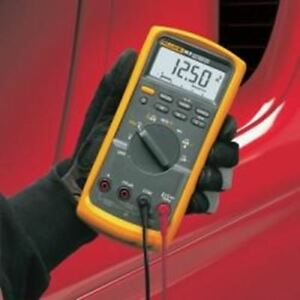 Fluke Multimeter Digit Auto Stand Alone Flu88 5
