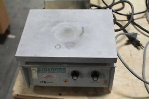 Vwr Gyratherm Magnetic Hotplate Stirrer 58922 054 Working