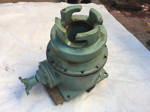 Denver Gardner 6 Rotary Table Great Condition