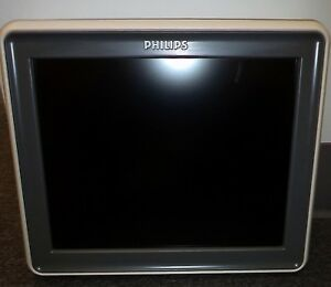 Philips Ie33 iu22 Ultrasound 17 in Color Lcd Monitor pn 453561168371