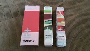Pantone Plus Series Formula Guide Solid Coated And Uncoated Books