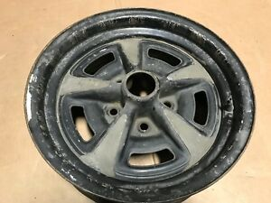Pontiac Ralley Rally Ralleye Ll Wheel 15 X 6 Ks Code Gto Trans Am Can Am Gm