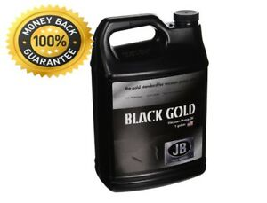 Jb Industries Dvo 24 Bottle Black Gold Vacuum Pump Oil 1 Gallon Extra Pure New