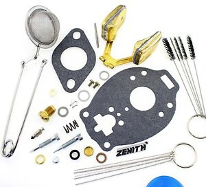 Carburetor Kit Float Fits Ford Tractor 800 900 Tsx551 Tsx593 Ebe9510d Ma18