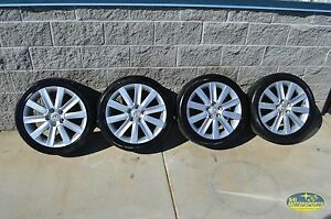 07 09 Mazdaspeed3 Wheel Wheels Rim 18x7 Alloy Rims Speed 3 Ms3 2007 2009