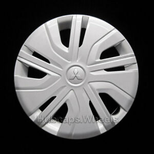 Hubcap For Mitsubishi Mirage 2017 Genuine Oem Factory 14 Wheel Cover 57597