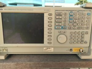 Tek Rsa3303a Spectrum Analyzer Real Time