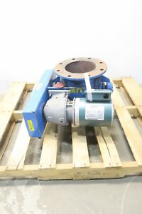 Rotolok Zmer rvt12 Iron Flanged Electric Feeder 8in Rotary Valve