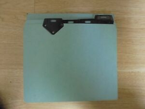 53 Oxford Pendaflex 205 Pressboad With Metal Tabs File Guides