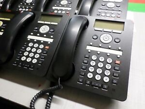 Avaya 1408 Ip Office Black Display Telephone 700469851 Save Here