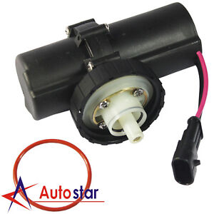 Electric Fuel Pump 87802238 For Ford New Holland 7010 Tb80 Ts100 555e 5610s 675e
