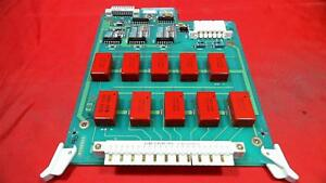 Hp agilent keysight 44491a Armature Relay Multiplexer Assembly Input Character