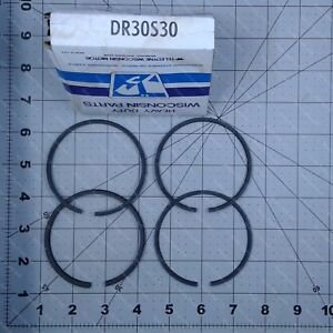 Wisconsin Part Dr30s30 Ring Piston Set Assy
