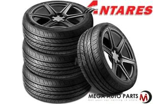 4 X New Antares Ingens A1 215 45r17 Tl 91w All Season Performance Tires