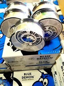 E71t gs 035 Flux Core Mig Welding Wire Spools 2 Lb 5 Pack Blue Demon Usa