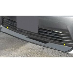 For Toyota Camry 2012 2014 Saa Sg12130 Polished Front Bumper Trim