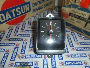 Datsun 510 1968 1969 Clock Assembly New New