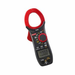 Elike 328d 600a Ac dc Current Auto ranging 3999 Digital Clamp On Meter
