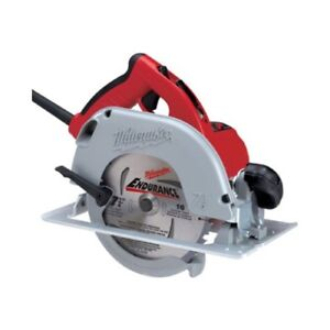 Milwaukee 6390 21 7 1 4 Tilt lok Circular Saw