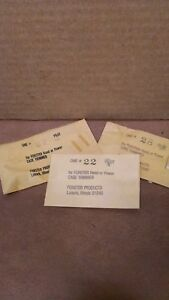 forster case trimmer pilots *7 sizes* NOS free shipping!