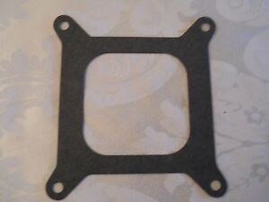 Holley 3160 Series 3 Barrel Base Flange Gasket