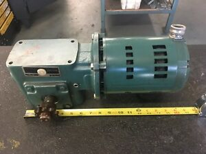 Dodge Tigar Gear Reducer And Motor