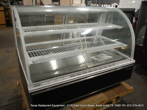 Turbo Air Tb 5 59 Dry Curved Glass Bakery Display Show Case