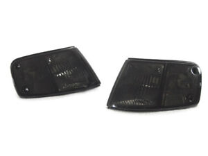 Depo Smoke out Lens Front Corner Lights Lamps For Us Spec 88 89 Honda Crx Cr x