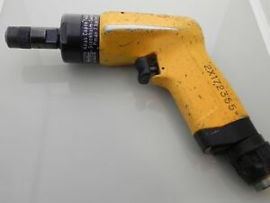 Atlas Copco Pistol Grip Air Drill 3300 Rpm Aircraft Tool