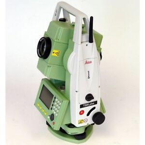 Leica Flexline Ts06 Plus 5 R500 Total Station