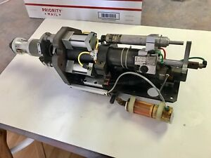 Aro Ingersoll Rand Pneumatic Self Feed Drill Model 8258 c50 1 5000 Rpm