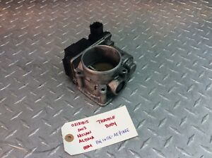 02 03 04 05 06 Nissan Altima Throttle Body Oem 2002 2003 2004 2005 2006 Ta10