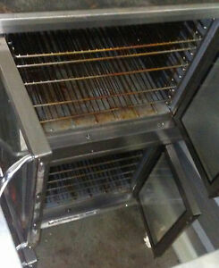 Double Convection Oven By Blodgett Zephaire Electric Bakery