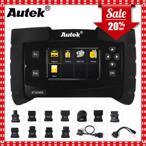 Full Systems Autek 969 Obdii Obd2 Code Reader Auto Car Scanner Diagnostic Abs